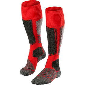 Falke SK1 Socks Men grey/red